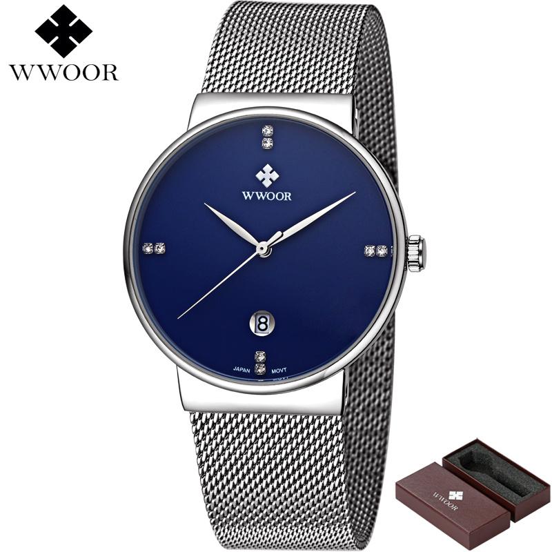 4f5b97e2c983 Ultra Slim Men Wrist Watch | Sky.Garden
