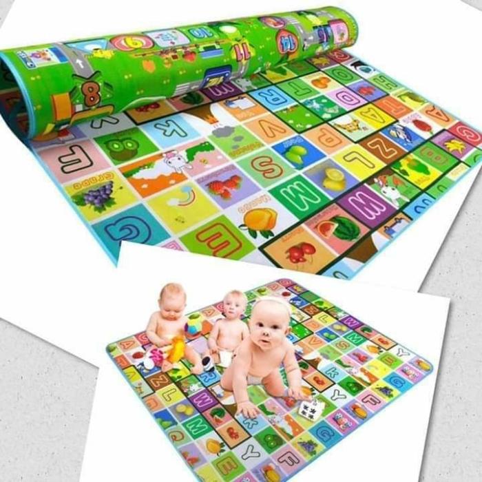 Fun and Safe Kids Creativity Playmat